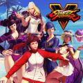 Street Fighter V: 2018 Summer Costume Bundle PlayStation 4 Front Cover