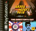 Grand Theft Auto: Director's Cut PlayStation Front Cover