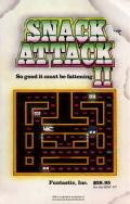 Snack Attack II DOS Front Cover