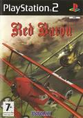 Red Baron PlayStation 2 Front Cover