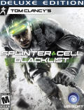 Tom Clancy's Splinter Cell: Blacklist (Deluxe Edition) Windows Front Cover