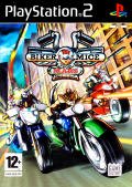 Biker Mice from Mars PlayStation 2 Front Cover