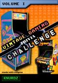 Vintage Gaming Trivia Challenge Windows Front Cover