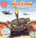 Blazing Thunder Atari ST Front Cover
