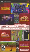 Namco Museum Battle Collection PSP Front Cover