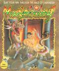 Moonshadow Commodore 64 Front Cover