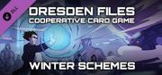 The Dresden Files: Cooperative Card Game - Winter Schemes Linux Front Cover