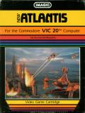 Atlantis VIC-20 Front Cover