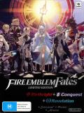 Fire Emblem Fates: Limited Edition Nintendo 3DS Front Cover