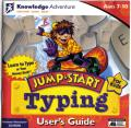 JumpStart Typing Macintosh Front Cover