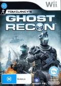 Tom Clancy's Ghost Recon Wii Front Cover