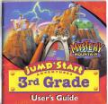 JumpStart Adventures: 3rd Grade - Mystery Mountain Windows Front Cover