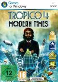 Tropico 4: Modern Times Windows Front Cover