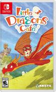 Little Dragons Café Nintendo Switch Front Cover