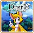 Dust: An Elysian Tail Nintendo Switch Front Cover