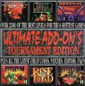 Ultimate Add-On's: Tournament Edition DOS Front Cover