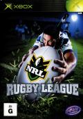 NRL Rugby League Xbox Front Cover