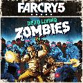 Far Cry 5: Dead Living Zombies PlayStation 4 Front Cover
