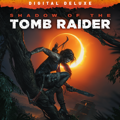 Shadow of the Tomb Raider (Digital Deluxe Edition) PlayStation 4 Front Cover