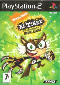 El Tigre: The Adventures of Manny Rivera PlayStation 2 Front Cover