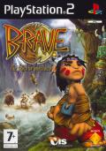 Brave: The Search for Spirit Dancer PlayStation 2 Front Cover