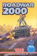 Roadwar 2000 DOS Front Cover