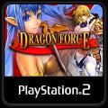Sega Ages 2500: Vol.18 - Dragon Force PlayStation 3 Front Cover