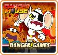 Danger Mouse: The Danger Games Nintendo Switch Front Cover
