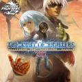 The King of Fighters 2002: Challenge to Ultimate Battle PlayStation 3 Front Cover