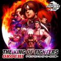 The King of Fighters Collection: The Orochi Saga PlayStation 3 Front Cover