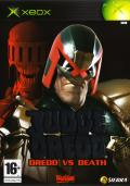 Judge Dredd: Dredd vs Death Xbox Front Cover