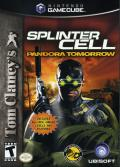 Tom Clancy's Splinter Cell: Pandora Tomorrow GameCube Front Cover