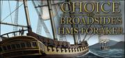 Choice of Broadsides: HMS Foraker Linux Front Cover