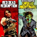 Red Dead Redemption / Red Dead Redemption: Undead Nightmare - Collection PlayStation 3 Front Cover