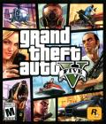 Grand Theft Auto V Xbox One Front Cover
