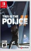 This Is the Police II Nintendo Switch Front Cover