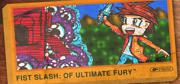 Fist Slash: Of Ultimate Fury Windows Front Cover