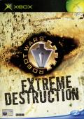 Robot Wars: Extreme Destruction Xbox Front Cover