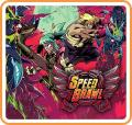 Speed Brawl Nintendo Switch Front Cover