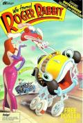 Who Framed Roger Rabbit Amiga Front Cover