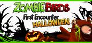 Zombie Birds: First Encounter Halloween Windows Front Cover