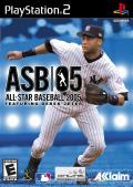 All-Star Baseball 2005 PlayStation 2 Front Cover