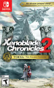 Xenoblade Chronicles 2: Torna - The Golden Country Nintendo Switch Front Cover
