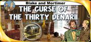 Blake and Mortimer: The Curse of the Thirty Denarii Windows Front Cover