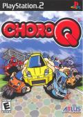 Choro Q PlayStation 2 Front Cover
