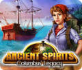 Mystery Quest: Curse of the Ancient Spirits Macintosh Front Cover