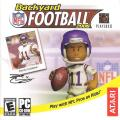 Backyard Football 2006 Windows Front Cover
