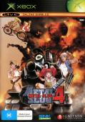 Metal Slug 4 Xbox Front Cover