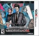 Jake Hunter Detective Story: Ghost of the Dusk Nintendo 3DS Front Cover