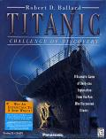 Titanic: Challenge of Discovery Windows Front Cover
